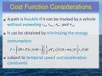 cost function considerations1