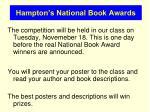 hampton s national book awards1