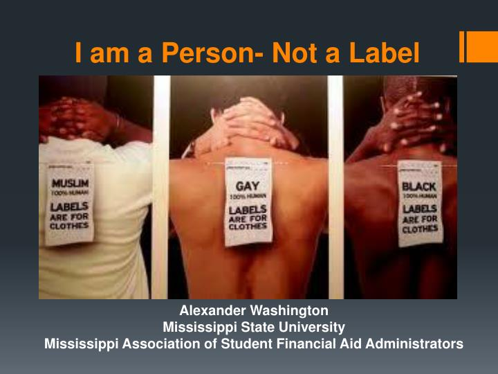 i am a person not a label n.
