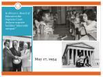 may 17 1954