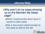 eservice faqs2