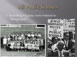 all public schools