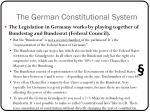 the german constitutional system2