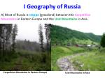 i geography of russia
