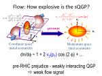 flow how explosive is the sqgp