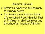 britain s survival1