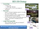 bes usa strategy