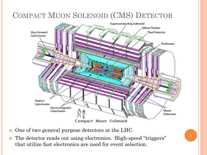 Compact Muon Solenoid (CMS) Detector