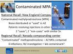 contaminated mpa x 2