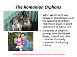 the romanian orphans2