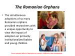 the romanian orphans3