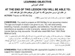 at the end of this lesson you will be able to