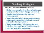 teaching strategies4