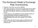 the dornbusch model of exchange rate overshooting5