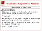 cooperation programs for research2