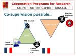 cooperation programs for research9