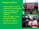 pentacostalism