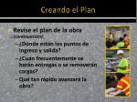 creando el plan2