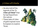 7 cities of cibola