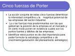 cinco fuerzas de porter5