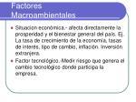 factores macroambientales1