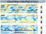 cloud bias calipso cosp