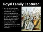 royal family captured