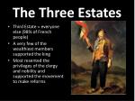 the three estates2