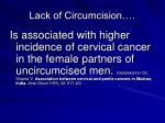 lack of circumcision6