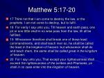 matthew 5 17 201