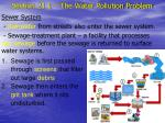 section 21 1 the water pollution problem1