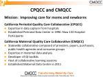cpqcc and cmqcc