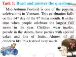 task 1 read and answer the questions