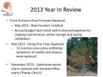 2013 year in review1