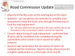 road commission update6