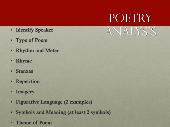 Ppt Poetry Powerpoint Presentation Id2232160