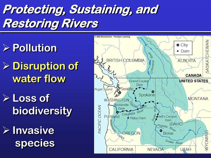 Protecting, Sustaining, and Restoring Rivers