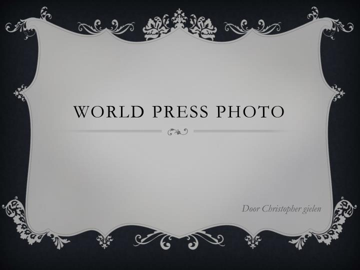 world press photo n.