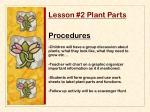 lesson 2 plant parts2