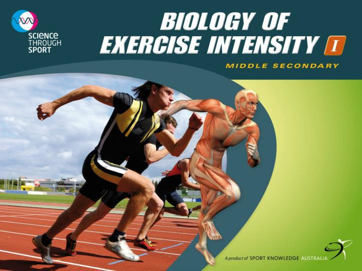 biology of exercise intensity i n.