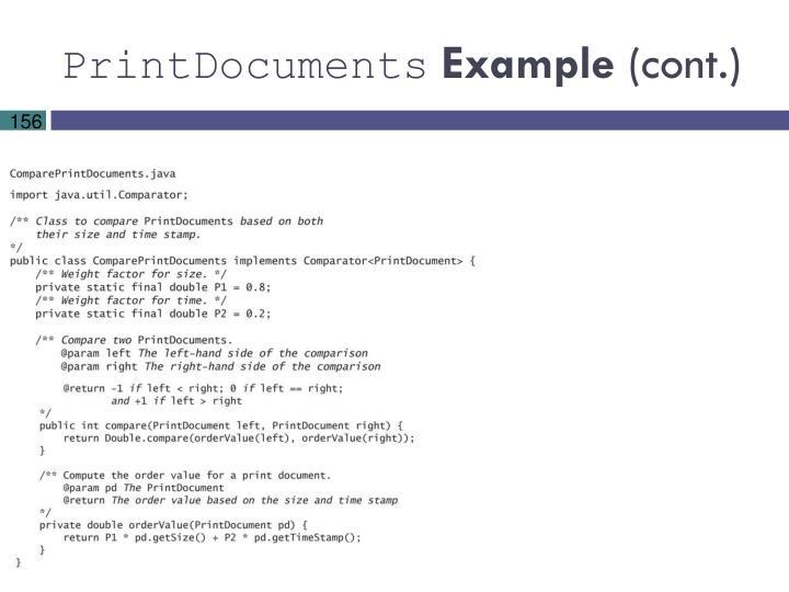 PrintDocuments