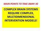 main points to take away 2
