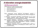 a k zvetlen energia talak t k19