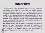 end of days1