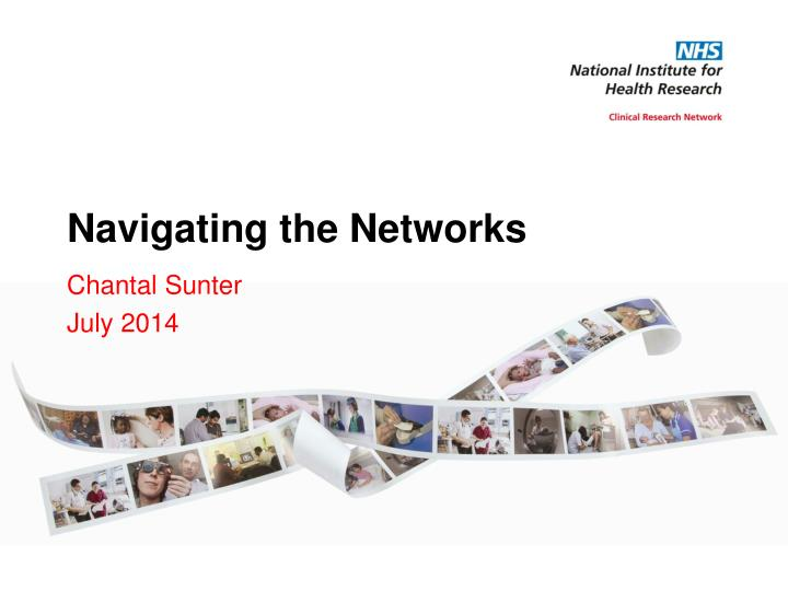 navigating the networks n.