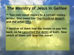 the ministry of jesus in galilee90
