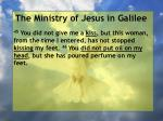 the ministry of jesus in galilee93