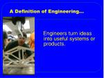 a definition of engineering2