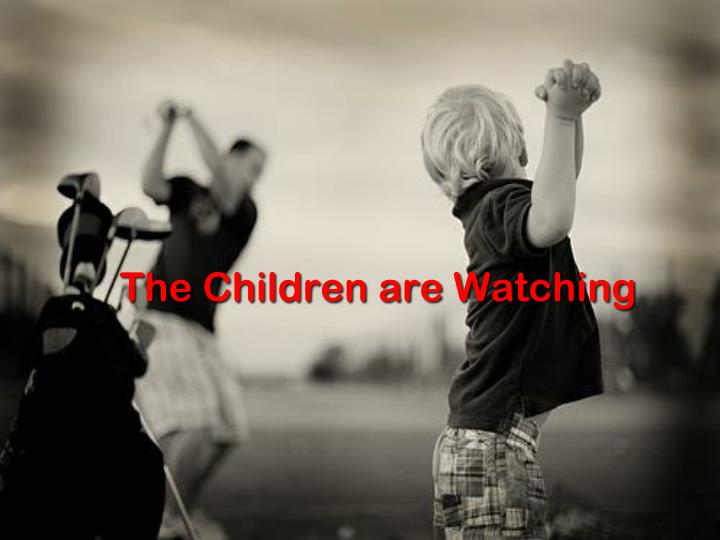 the children are watching n.