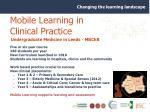 undergraduate medicine in leeds mbchb